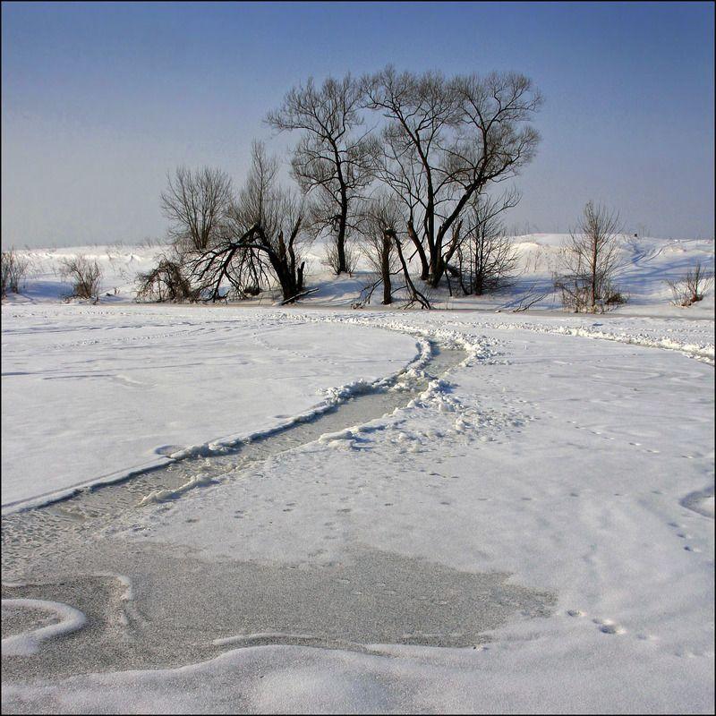 река-москва, звенигород Берега....photo preview