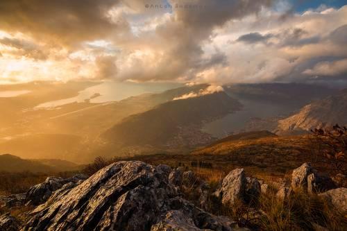 Облачно в Черногории