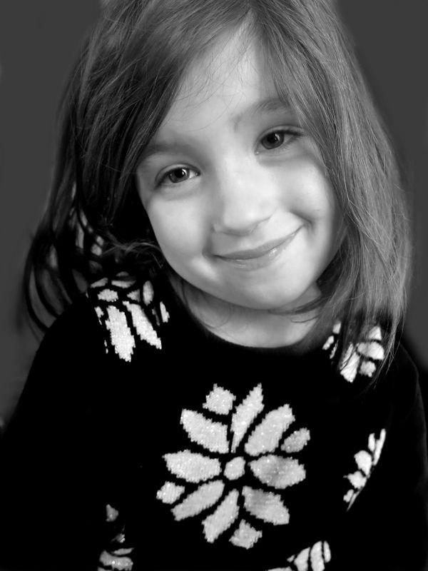 детский, портрет Улыбнись - пожалуйста...photo preview