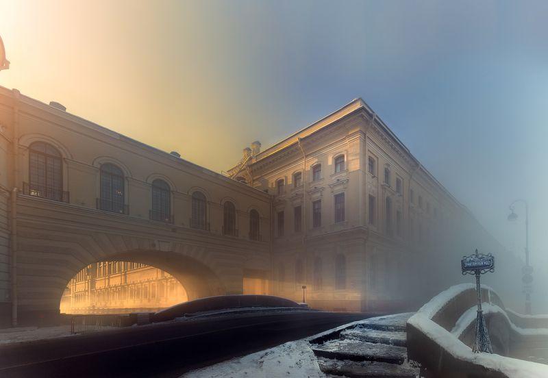 Эрмитажный мост...photo preview