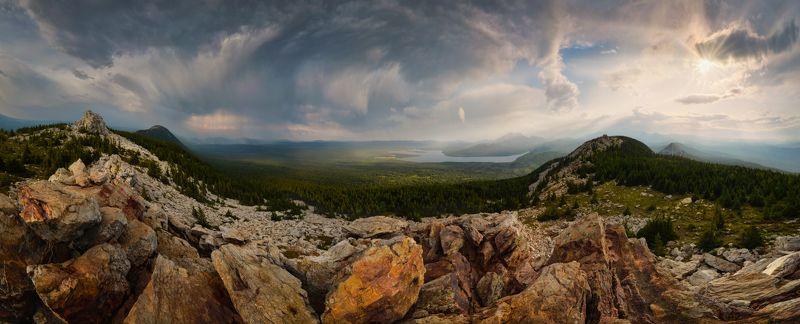 Зюраткуль, Южный Урал Просторы Зюраткуляphoto preview