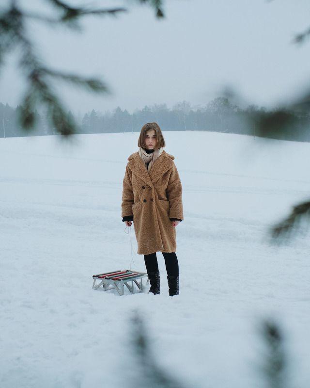 Снежный деньphoto preview