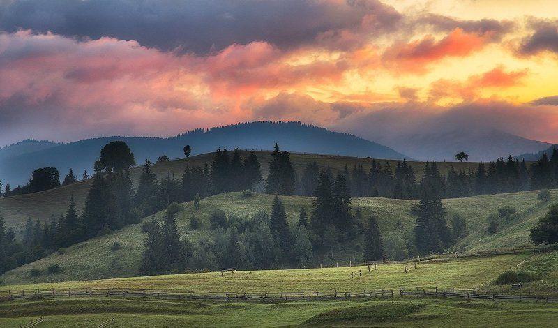 Горы, Карпаты, Ч. Тиса ***photo preview