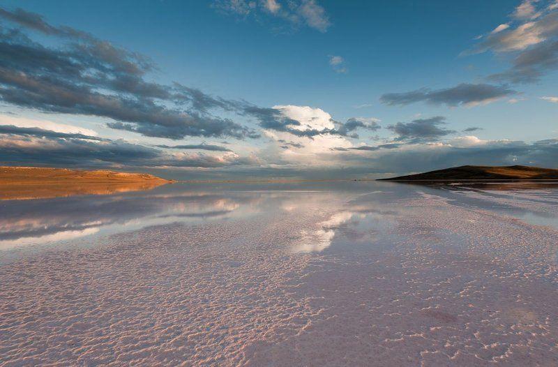 Кояшское озеро в Крымуphoto preview