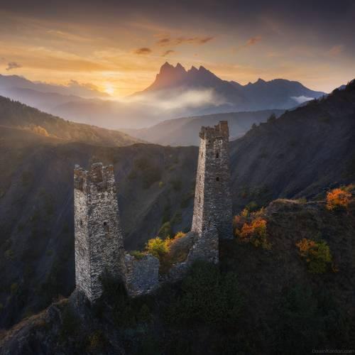 Башни Ингушетии