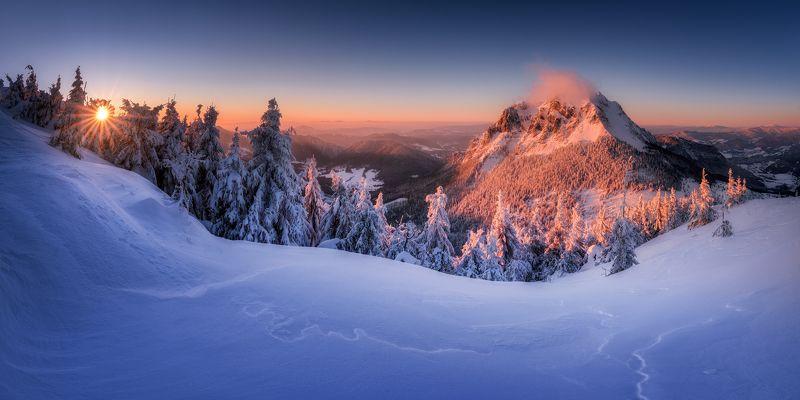 Orange Rozsutec peak фото превью