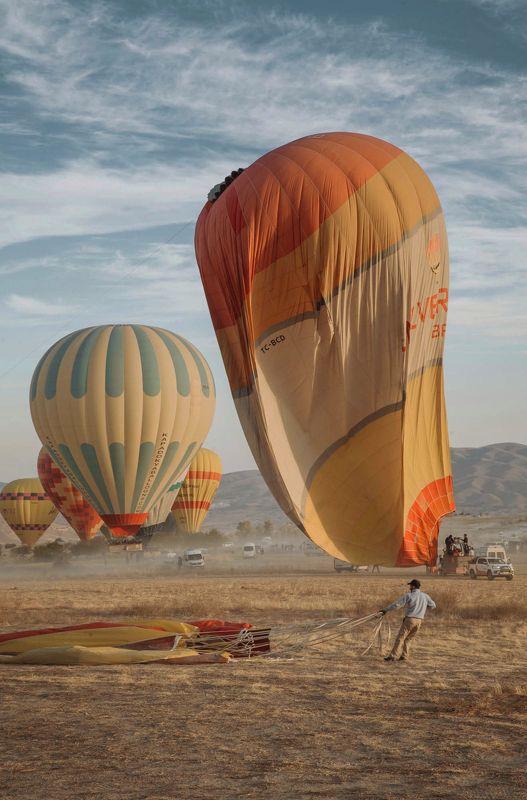 турция, лето, путешествие, осень, каппадокия, travel, cappadocia Прилетелиphoto preview
