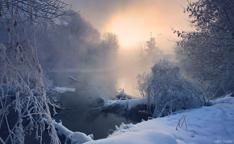 Туманный восходphoto preview