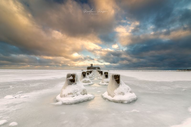 #landscape #seascape #waterscape #dynamic #sky #clouds #stones #poland #canon #longexposure #nature #beautiful #colorful Torpedownia Gdynia Babie Dolyphoto preview