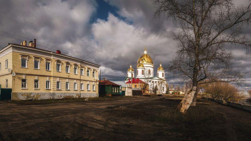 Моршанский Свято-Троицкий собор.photo preview