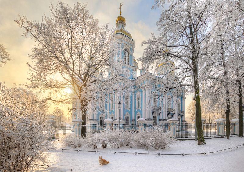 Николо-Богоявленский морской собор...photo preview