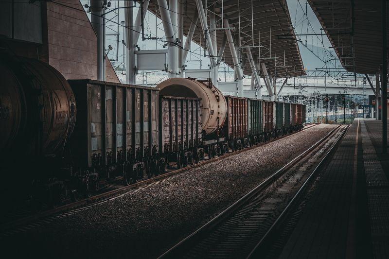 вагон, вагоны, поезд, поезда, состав, станция railroad stationphoto preview