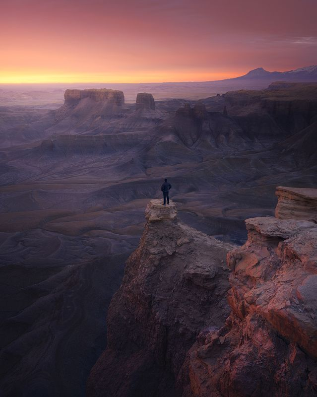 Utah The end of the worldphoto preview