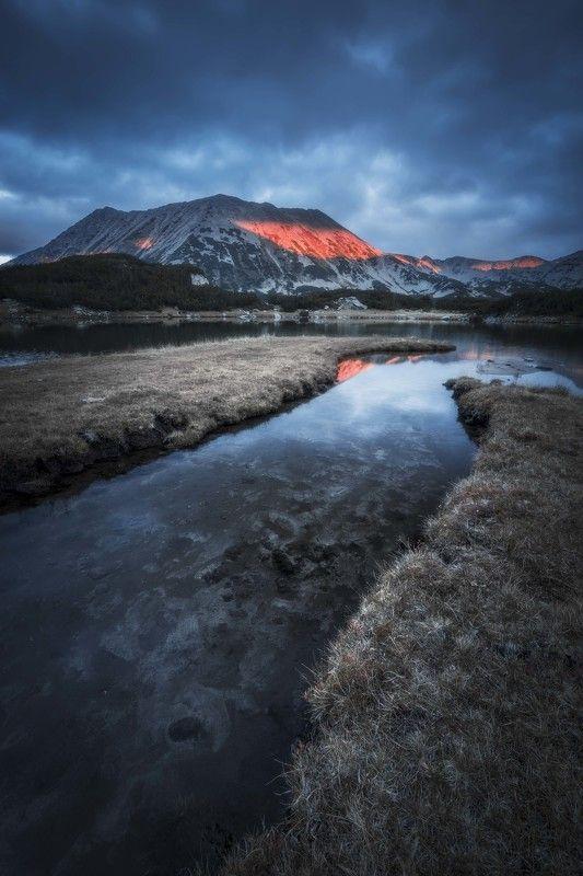 #landscape#nature Blue mountainphoto preview
