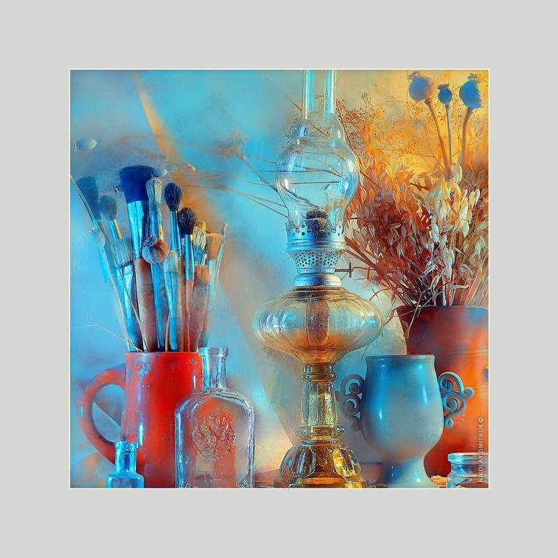 натюрморт дмитрук лампа. м17. студия непрерывного света 26photo preview