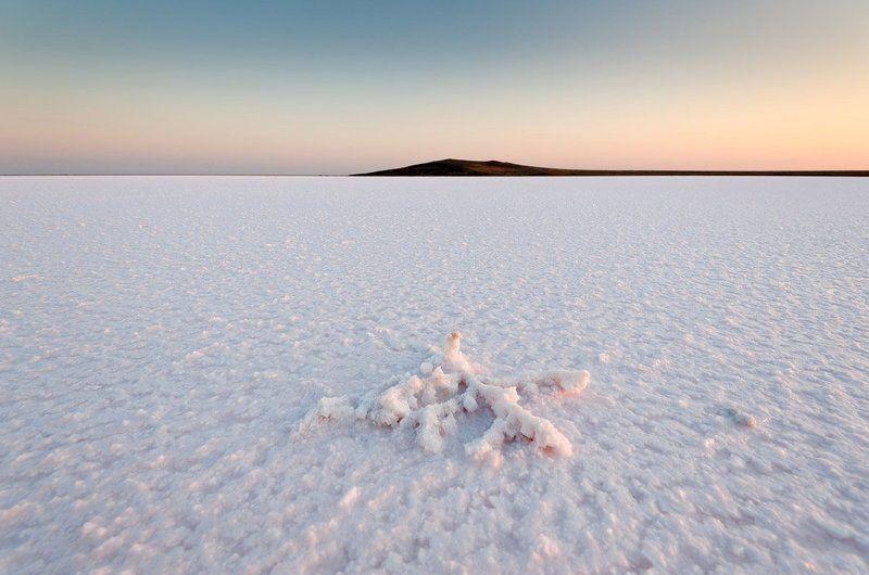 Соляные озера Керченского полуостроваphoto preview