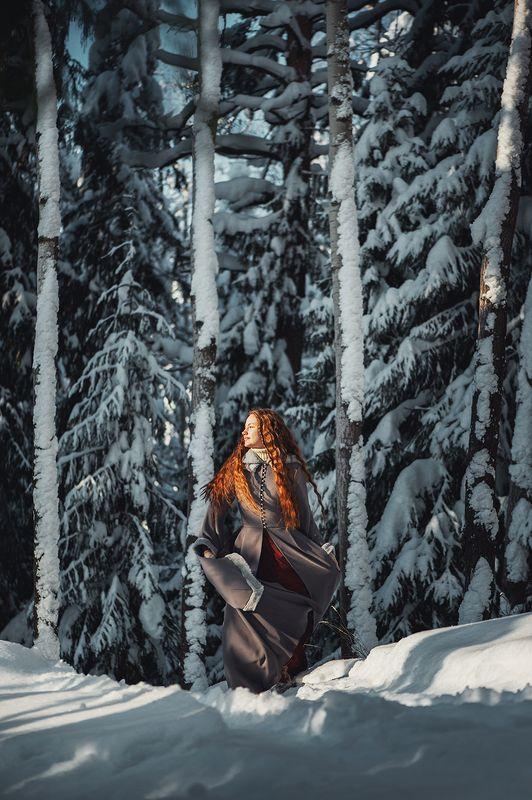 лес, зима, удмуртия, портрет, зимний лес Самое сказочное время годаphoto preview