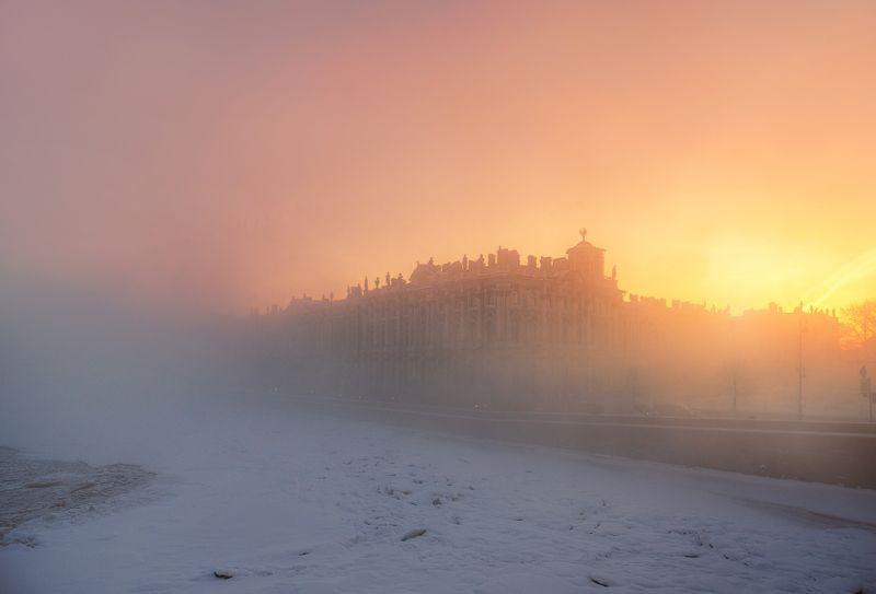 Зимний дворец...photo preview
