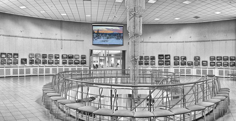 Выставка Эдуарда Кутыгина в Курганеphoto preview