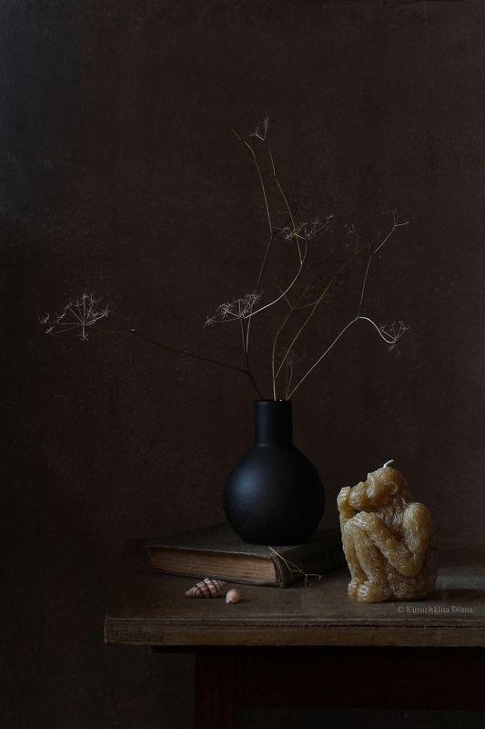 натюрморт, мыслитель, шимпанзе Мыслительphoto preview