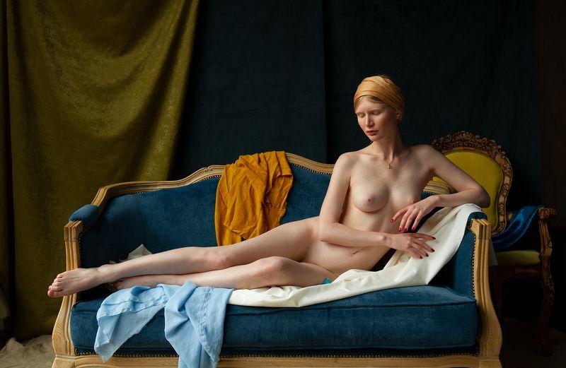 fine art nudes White swanphoto preview