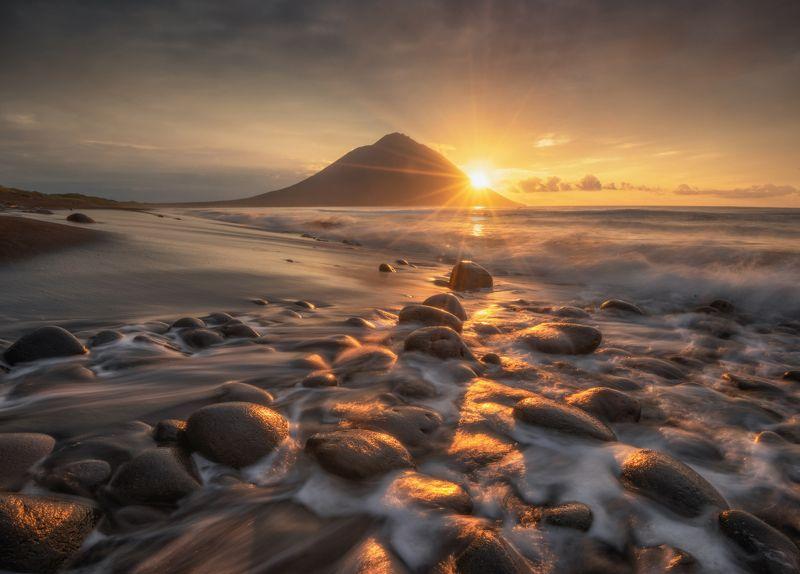 курилы, итуруп Вулкан Атсонупури.photo preview