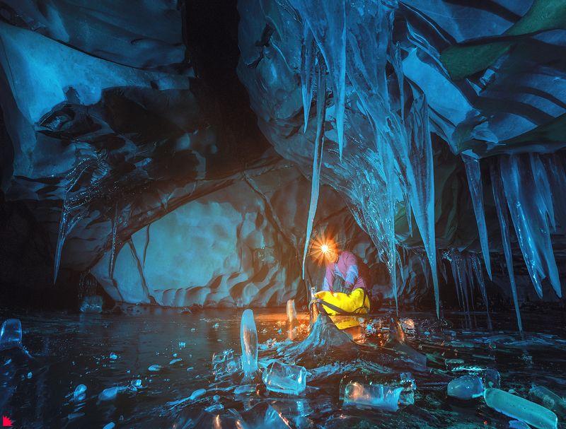 Спелеолог (Пещера Шемахинский Сказ)photo preview