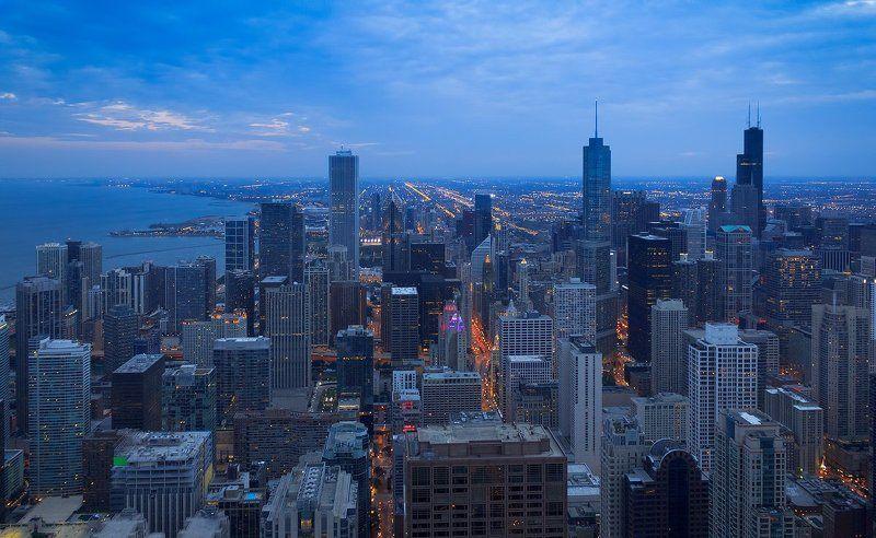 Ранний вечер в Чикагоphoto preview