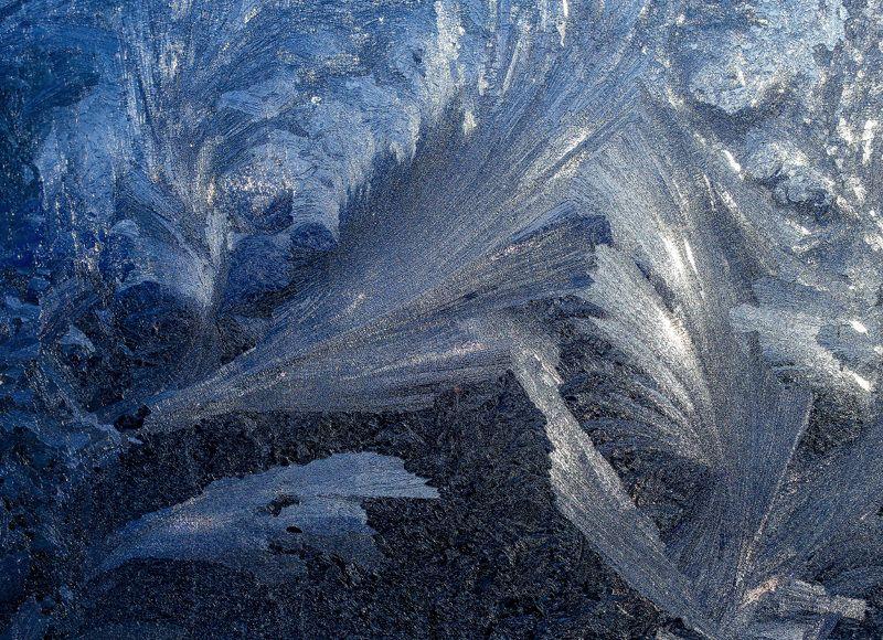мороз иней узоры стекло Мороз рисует на окнеphoto preview