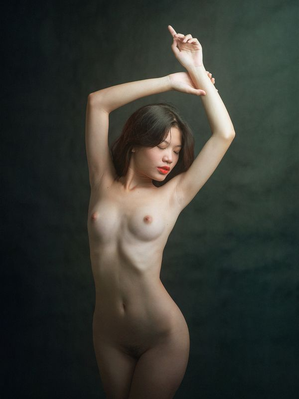 nude, fine nude, woman, female, beauty, body, vietnamese, asian, girl * * *photo preview