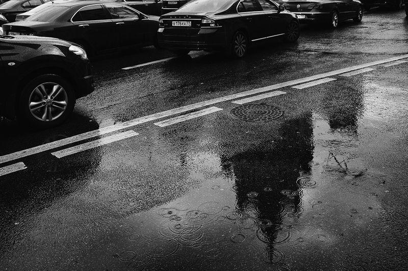 Московский дождьphoto preview