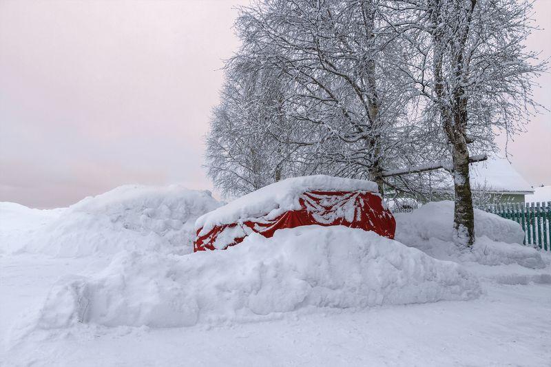 На зимней стоянкеphoto preview