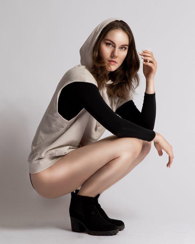 красива, девушка, портрет Девушкаphoto preview