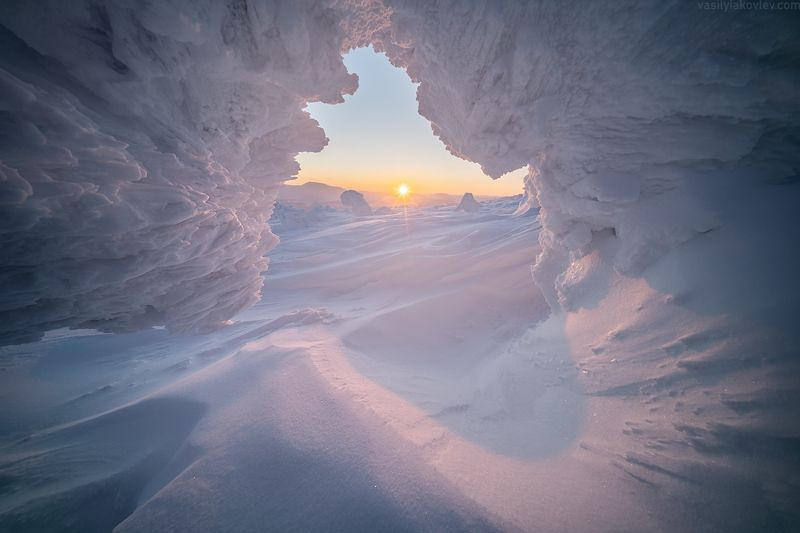 гух, урал, зима, россия, горы, снег, василийяковлев, яковлевфототур Окно в зимуphoto preview