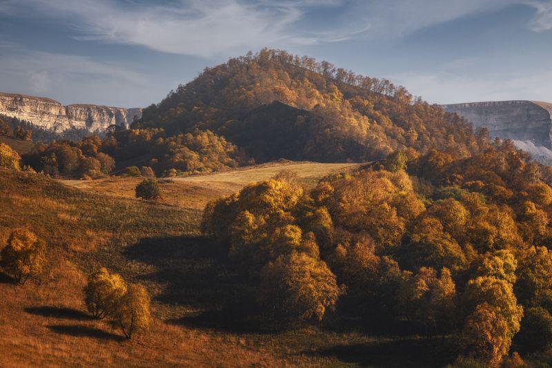осень горы nikon никон кавказ гумбаши Золото Кавказаphoto preview