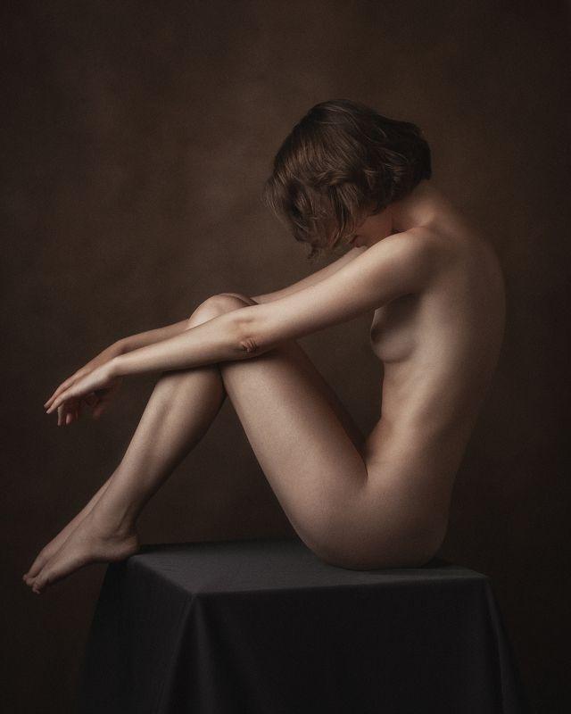 портрет, студия, ню, модель Musephoto preview