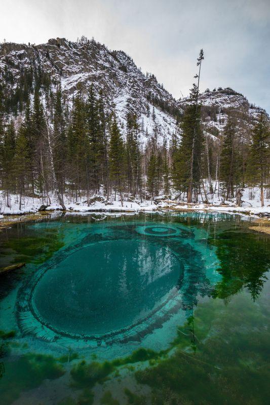 Гейзеровое озеро фото превью