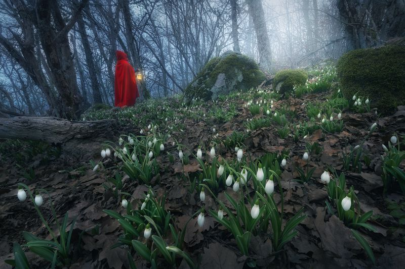 Встречая весну фото превью