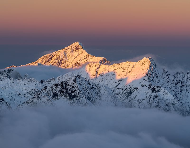 @landscape, @mountains, @sunrise, @hightatras, @photography, @slovakia, @tatry, @adventure Kriváň peakphoto preview