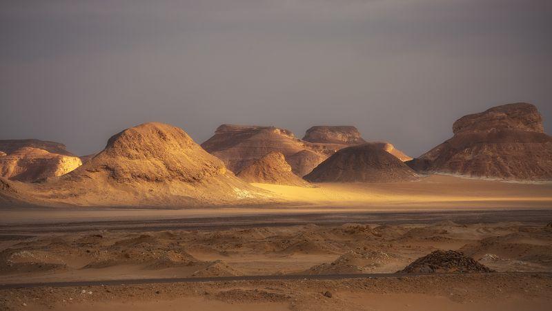 египет, африка, пустыня, закат, egipt , sunset ,afryka, desert Черно-Белая пустыня .Египетphoto preview