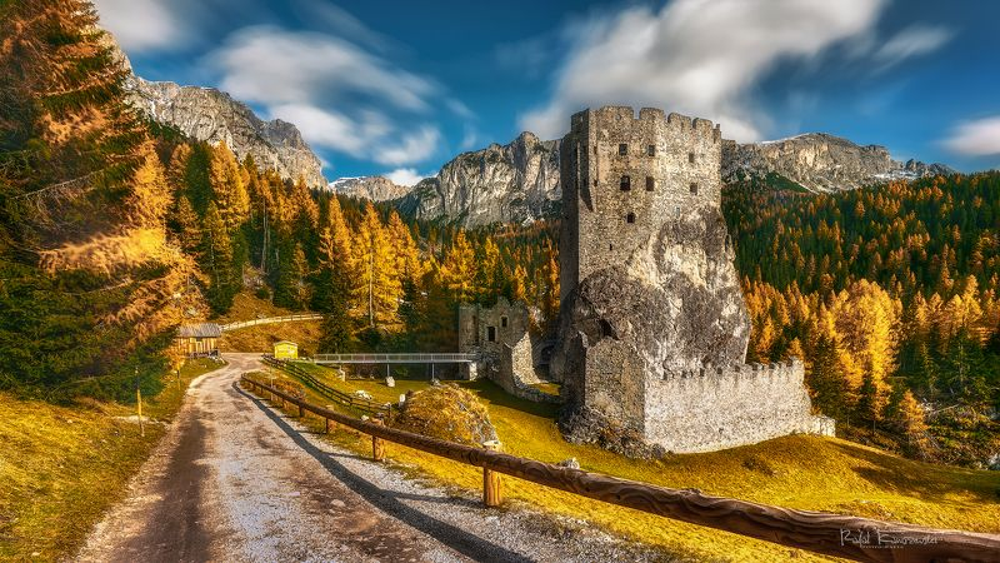 Castello di Andrazphoto preview