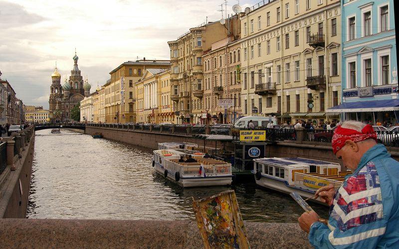 перспектива города Питерская перспективаphoto preview
