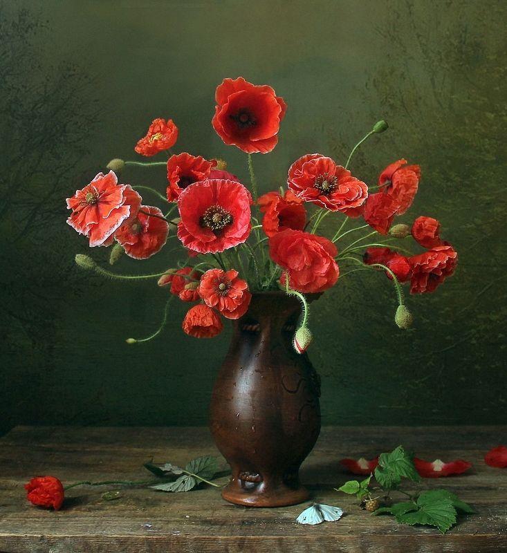 лето,  цветы, натюрморт, марина филатова Макиphoto preview