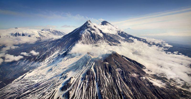 камчатка, вулкан, ключевской, камень, безымянный Невероятная Камчатка...photo preview
