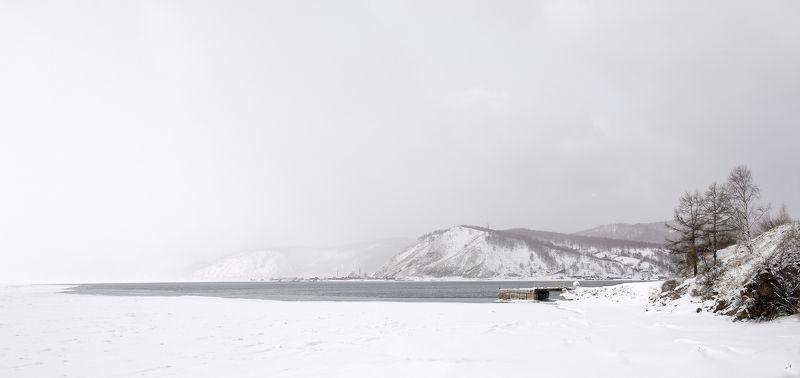 Байкал у истока Ангарыphoto preview
