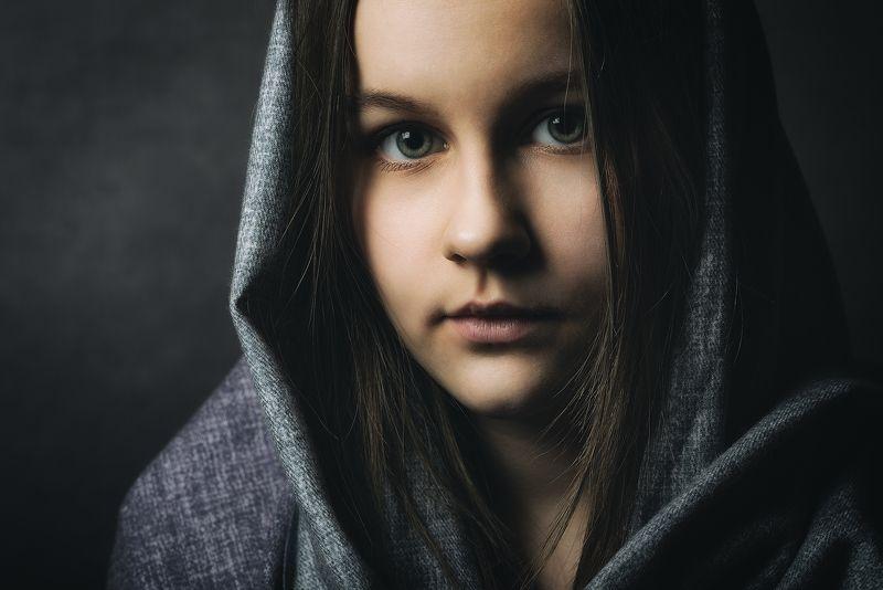 Portrait, Girl Алёнаphoto preview