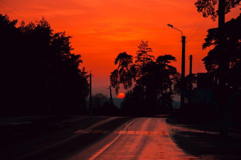 закат, шебекино, титовка Закатphoto preview