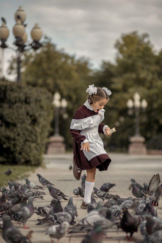 ссор, ретро, детский портрет Наше детствоphoto preview