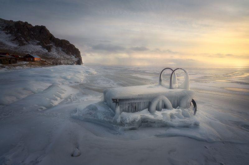 байкал, узуры Байкальский минимализмphoto preview
