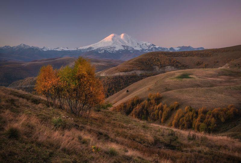 кавказ, эльбрус, приэльбрусье Осенние пейзажи Приэльбрусья.photo preview